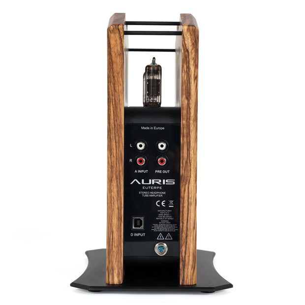 Auris Euterpe | Pure Tube Headphone Amplifier, Preamp, and DAC-Bloom Audio