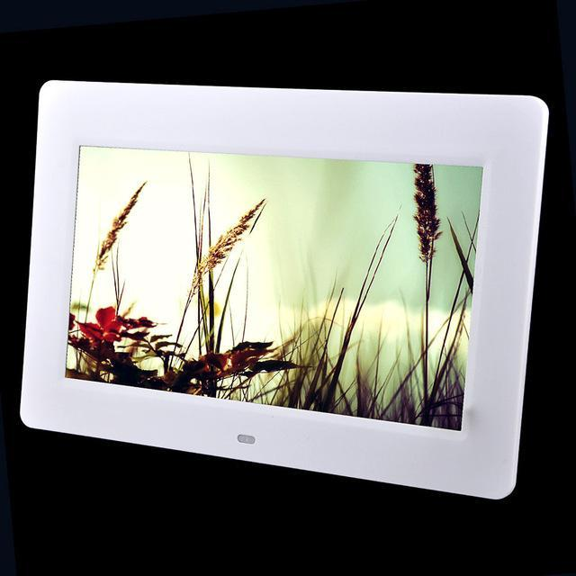 Electronics - 10 Inch Multi-Feature Digital HD Picture Frame And Media Player