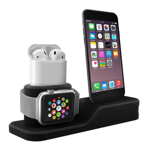 Apple Devices 3 in 1 Charging Stand - Hooked On Saving