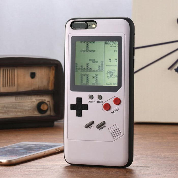 Blast From The Past 90's Video Game iPhone Case