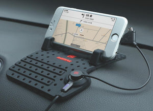 Electronics - Car Dash Gripping Phone Stand And Fast Charging Station For IPhone And Android