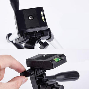 Light and Durable Tripod Stand for Cameras and Projectors - Hooked On Saving
