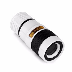 Pro Clip-On Smartphone Optical Zoom Lens - Hooked On Saving