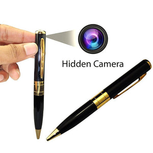 Spy Camera Pen - Hooked On Saving