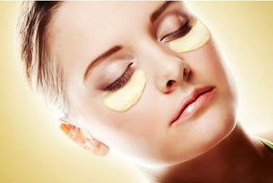 Eye Rejuvenating Moisturizing Collagen Mask - Gold (10 pieces) - Hooked On Saving