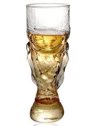 2018 FIFA World Cup Drinking Glass 750ml - Hooked On Saving