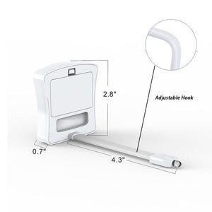 Motion Sensing Toilet LED Night Light - Hooked On Saving