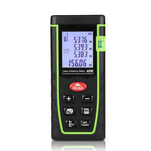 Professional Precision Laser Distance Meter - Hooked On Saving