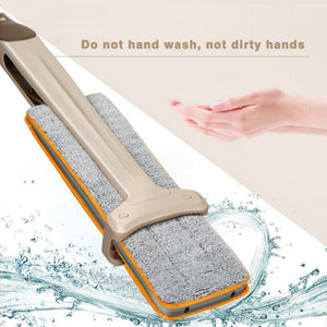 Self-Wringing Double Action Mop - Hooked On Saving