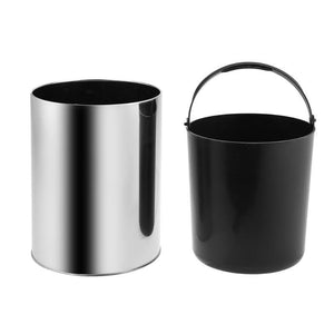 The Smart Stainless Steel Waste Bin (3 to 8L Capacity) - Hooked On Saving