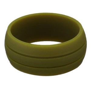 Hypoallergenic Silicone Flexible Unisex Ring - Hooked On Saving