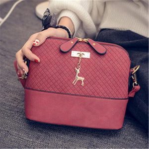 Women's Luxury Vintage Leather Handbag - Hooked On Saving