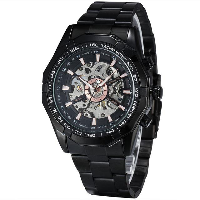 """Secret Reserve"" Limited Collection - Men's Top Luxury Automatic Mechanical Watch"