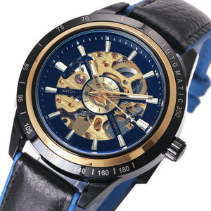 """Secret Reserve"" Limited Collection - Men's Top Luxury Automatic Mechanical Watch - Hooked On Saving"