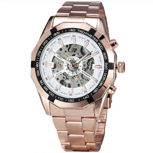 Men's Top Luxury Automatic Mechanical Watch - Hooked On Saving