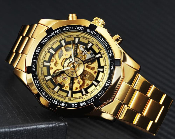 Men's Top Luxury Automatic Mechanical Watch