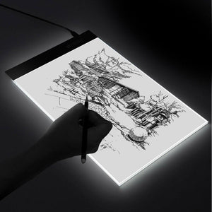 LED Drawing Table - Hooked On Saving