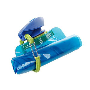 Foldable Water Bottle - BPA Free - Hooked On Saving