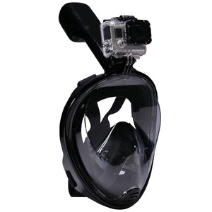 Professional Snorkeling Mask with GoPro Mount - Hooked On Saving