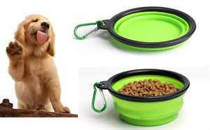 Pet Traveling Bowl - Hooked On Saving