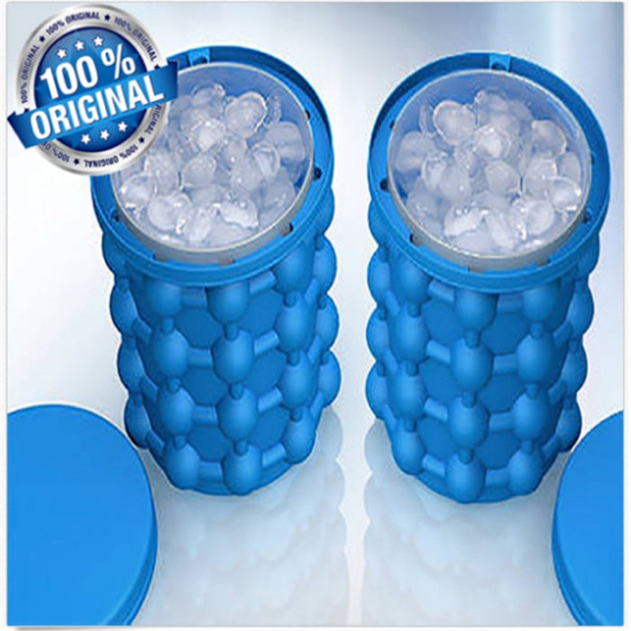 Magic Silicone Ice Cube Maker