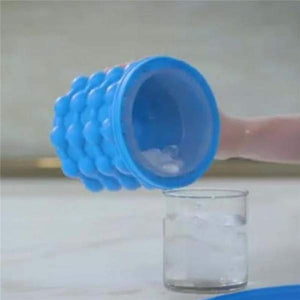 Magic Silicone Ice Cube Maker - Hooked On Saving