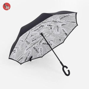 """Up"" Fold Umbrella - Hooked On Saving"