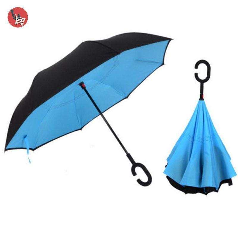 "Sports & Outdoors - ""Up"" Fold Umbrella (With Optional Carrying Bag)"