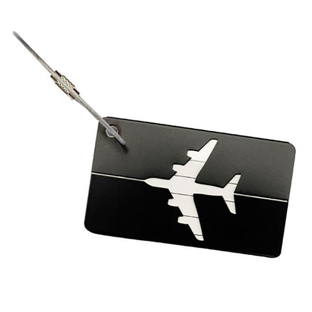 Travel - Classy Frequent Flyer Luggage Tags