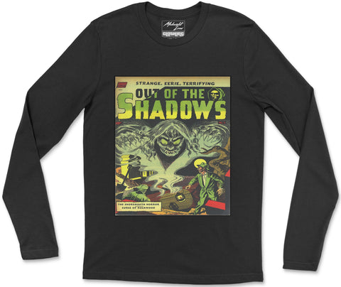 Long Sleeve T-Shirt S / Black Out of Shadows Long Sleeve T-Shirt