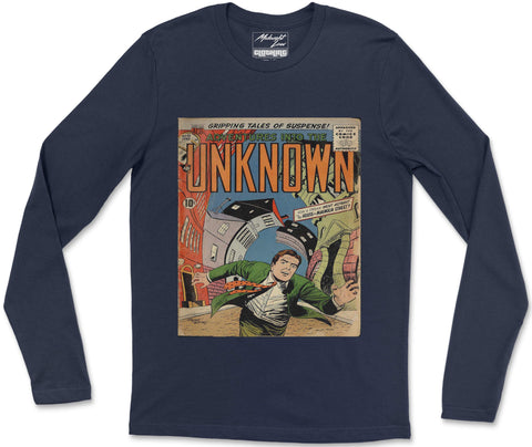 Long Sleeve T-Shirt S / Navy Unknown 7 Long Sleeve T-Shirt