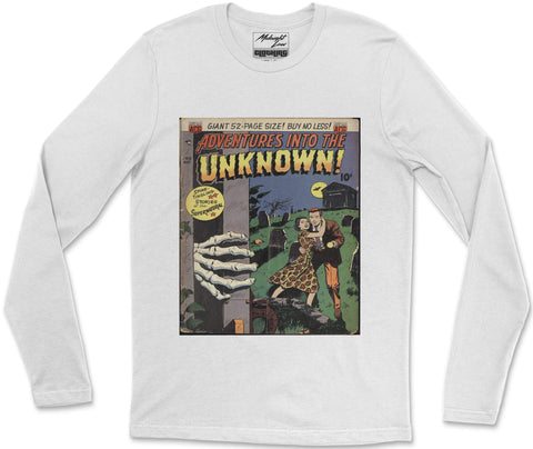 Long Sleeve T-Shirt S / White Unknown 13 Long Sleeve T-Shirt