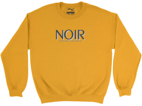 Sweatshirt S / Gold Noir Sweatshirt