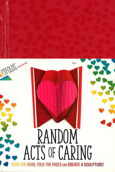 ArtFolds: Heart: Random Acts of Caring