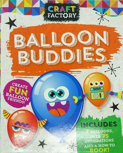 Craft Factory Balloon Buddies