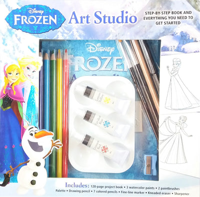 Disney Frozen: Art Studio
