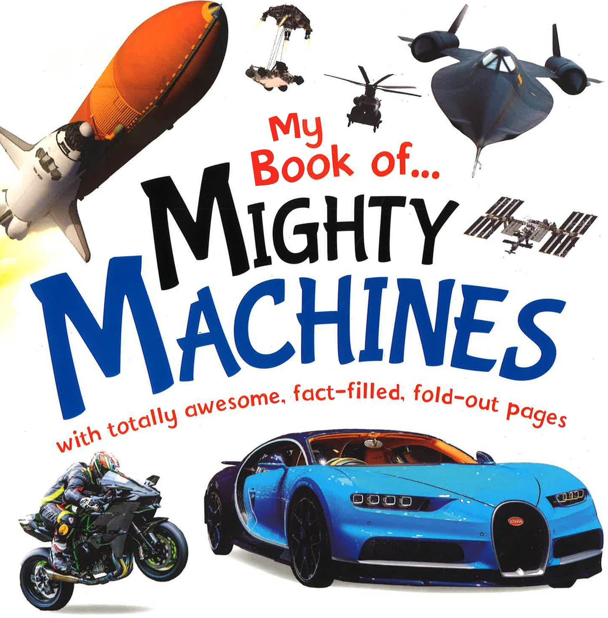 My Book Of? Mighty Machines