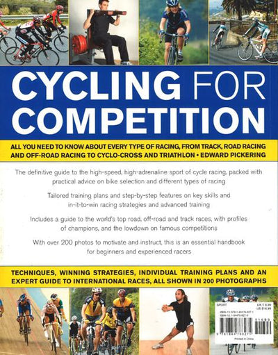Cycling For Competition