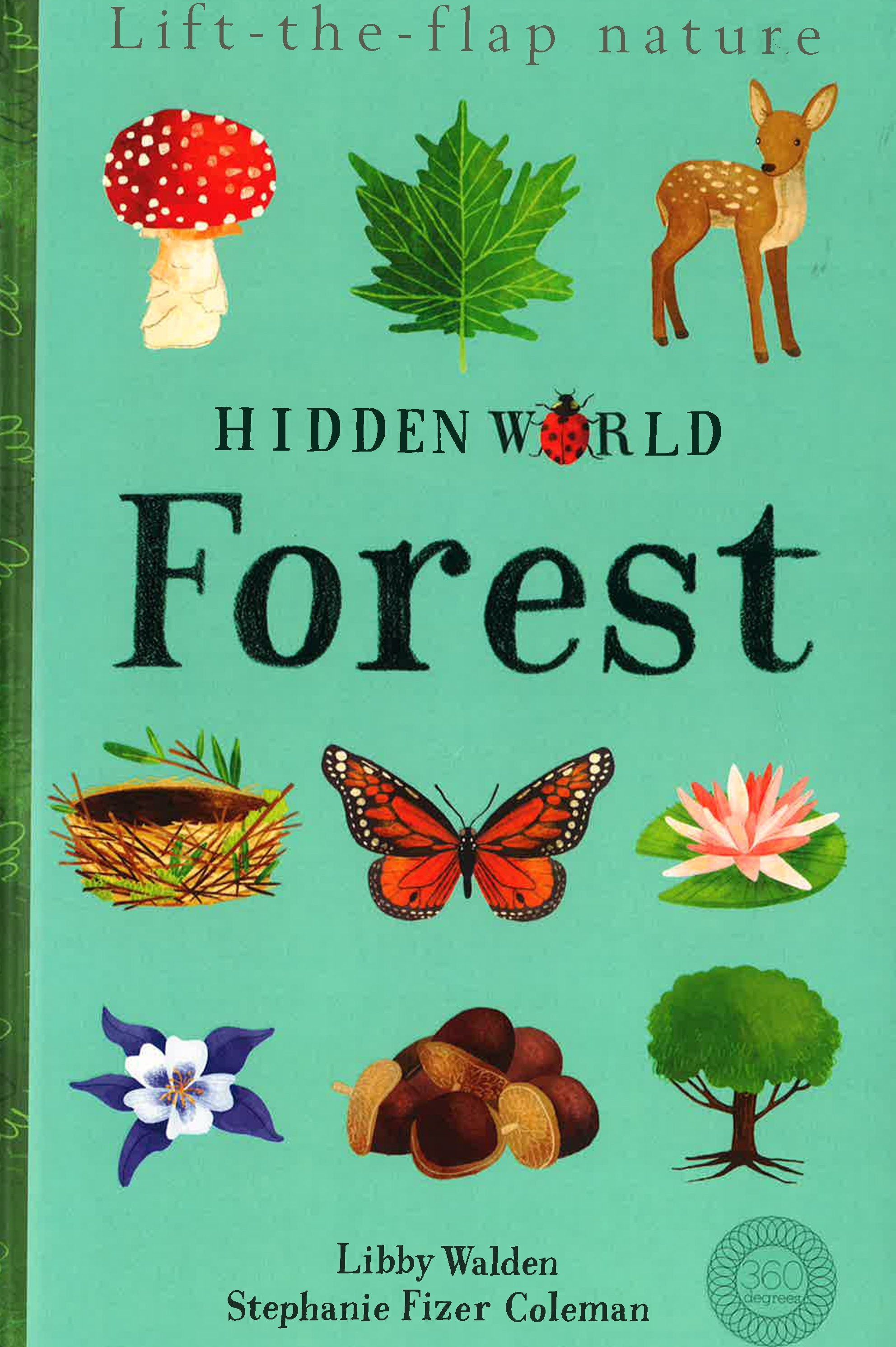 Lift - The - Flap Nature: Hidden World Forest