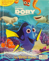Disney Pixar Finding Dory: My Busy Books
