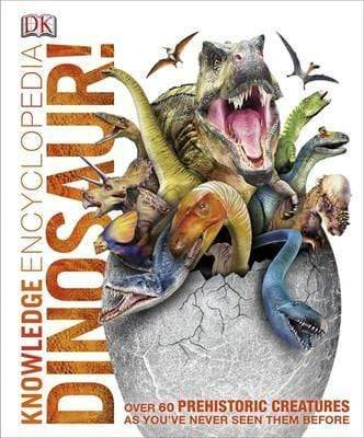 Knowledge Encyclopedia Dinosaur! (HB)