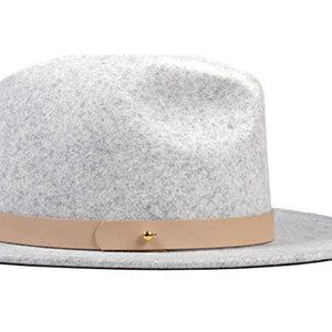 Lack of Color Women's The Mack Classic Luxe Fedora