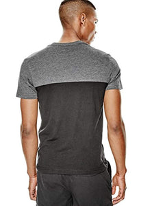 GUESS Factory Men's Rendo Logo Color-Block Tee