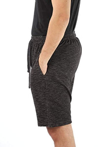 At The Buzzer Sweat Shorts for Men with Pockets and Drawstring