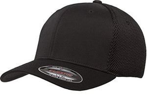 Flexfit Men's Ultrafibre Airmesh Fitted Cap
