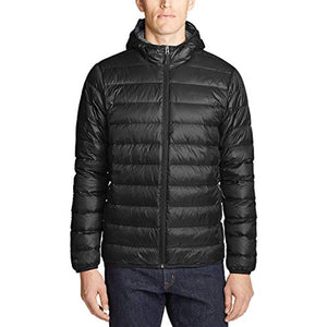 Eddie Bauer Men's CirrusLite Down Hooded Jacket
