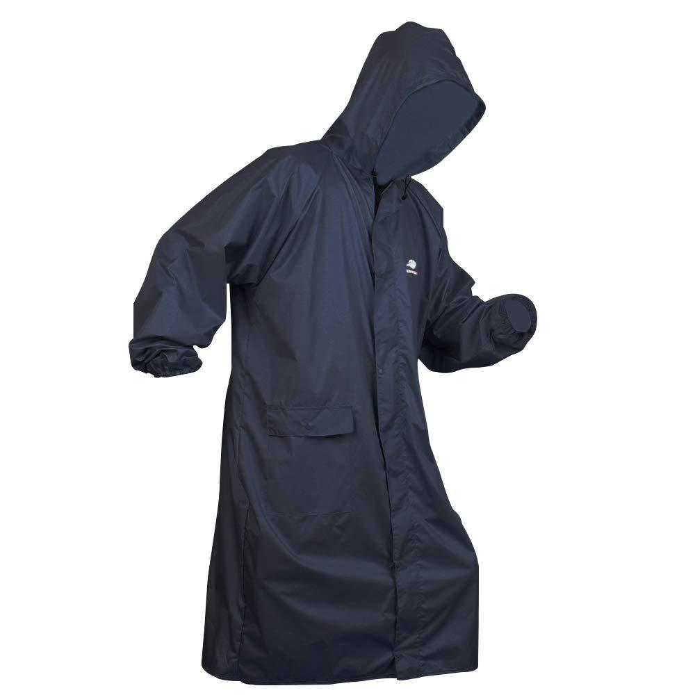 Waterproof Rain Poncho Bike Bicycle Rain Coat Jacket Capes Lightweight Compact