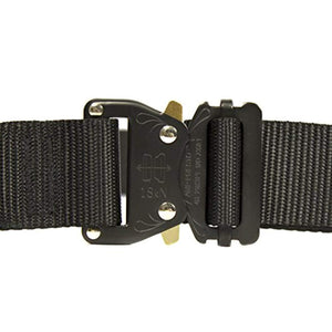Fusion 1.75-Inch Rigger's Belt with Nylon Loop and Presto Steel Buckle