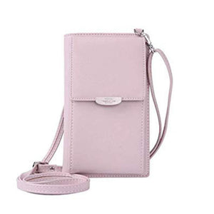 Kukoo Small Crossbody Bag Cell Phone Purse Wallet with Credit Card Slots for Women