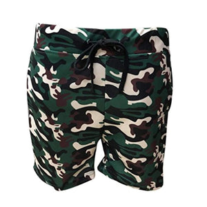 Mens Summer Pants,Todaies Men Casual Elastic Camouflage Pants